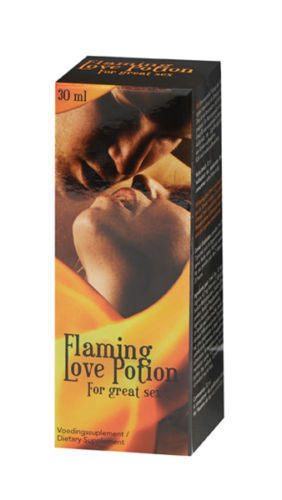 STIMOLANTE UNISEX FLAMING LOVE POTION 30 ML