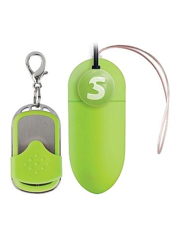 OVULO WIRELESS VIBRATING EGG VERDE