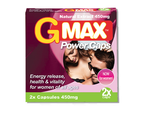 STIMOLANTE SESSUALE DONNA GMAX POWER PINK